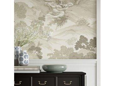 Wandtapete 1005 cm x 53 cm Oriental Landscape