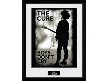Gerahmtes Poster The Cure Boys Dont Cry