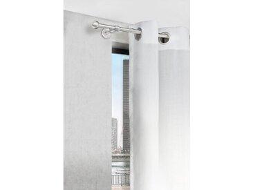 Gardinenstange ausziehbar für Wand- und Deckenmontage