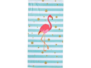 Strandtuch Flamingo