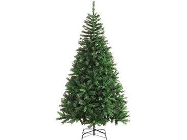 Künstlicher Weihnachtsbaum 213 cm Grün mit Ständer Mixed Promo