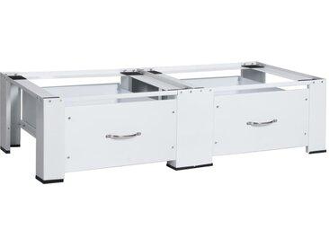 Waschmaschinen-Untergestell Bodeswel, kompatibel mit Waschmaschine/Trockner