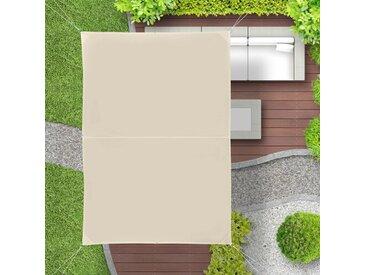 400 x 200 cm Rechteck Sonnensegel Gunnell