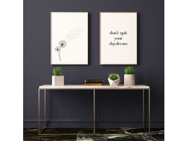 Poster Don't Quit Your Daydream
