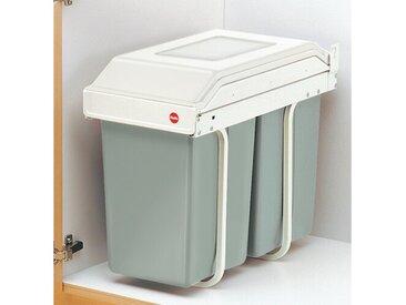 30L Einbau-Mülltrenn-System Multi-Box mit 2 Eimern