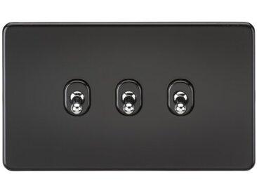 Wandmontierter Lichtschalter 10A 3G