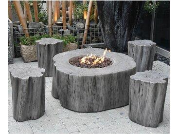 Tisch mit Feuerstelle Manchester