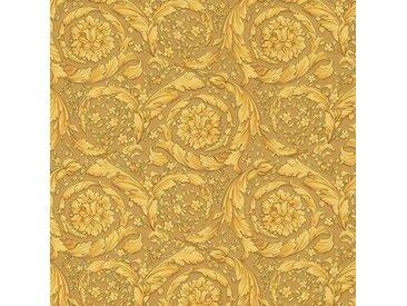 3D Geprägte Tapete Barocco Flowers 1005 cm H x 70 cm B