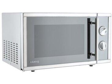 Freistehende Mikrowelle mit Grill 23 L, 900 W