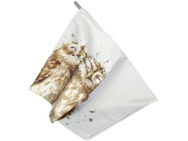 Geschirrtuch Owls