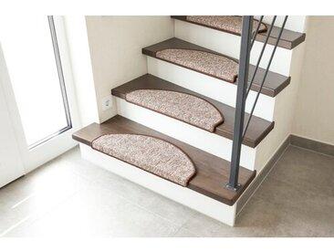 Stufenmatte Leo in Braun