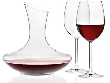 3-tlg. Rotweingläser-Set