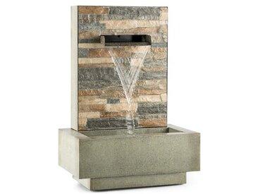 Bodenbrunnen Watergate aus Metall