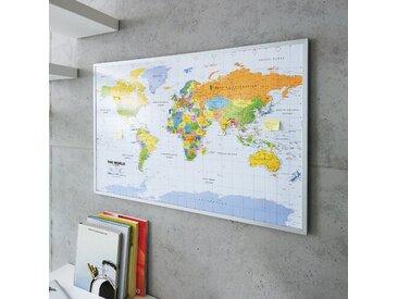 Pinnwand Worldmap