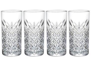 Longdrinkgläser-Set Ondine aus Glas