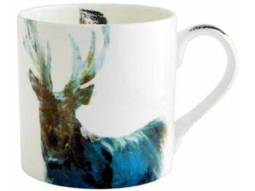 Kaffeetasse Julie Steel Designs Hirsch