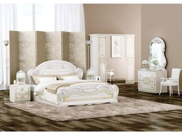 6-tlg. Schlafzimmer-Set Coleraine, 160 x 200 cm