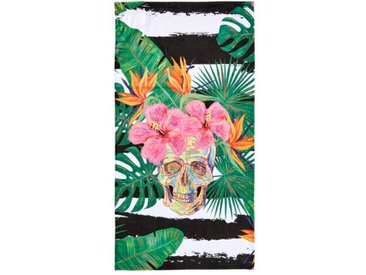 Strandtuch Summer Skull