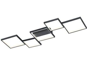 LED-Deckenleuchte 5-flammig Menoken, 120,5 cm