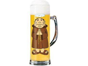 500 ml Bierglas Seidel mit Bierdeckeln