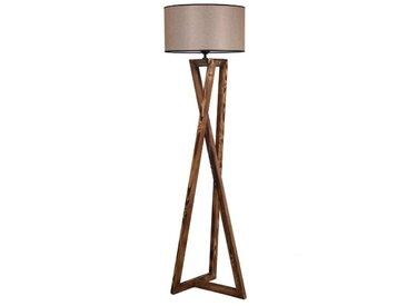 166 cm Tripod-Stehlampe Kovary