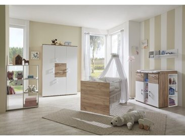 7-tlg. Babyzimmer-Set Case