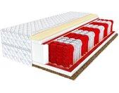 7-Zonen, Taschenfederkernmatratze, Forgia, 20 cm Höhe, Hypoallergenic, Oeko-Tex 100