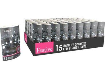 LED-Lichterkette 15-flammig