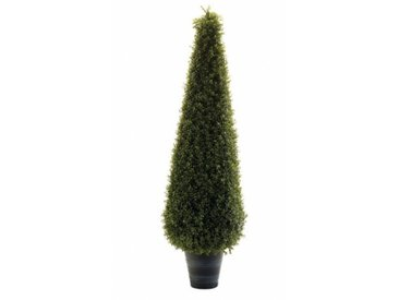 Boden-Kunstbaum Buchsbaum im Topf
