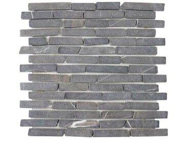 30 cm x 30 cm Spaltplatten-Set Vigo aus Marmor
