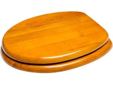 WC-Sitz Holz mit Absenkautomatik