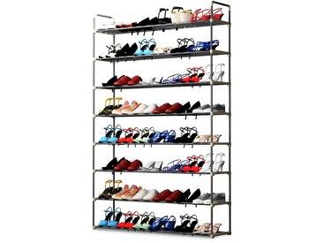 Schuhregal für 48 Paar Schuhe