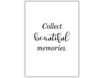 Poster Collect Beautiful Memories
