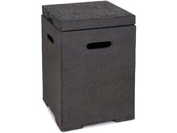 Aufbewahrungsbox aus Magnesia und Magnesiumoxid