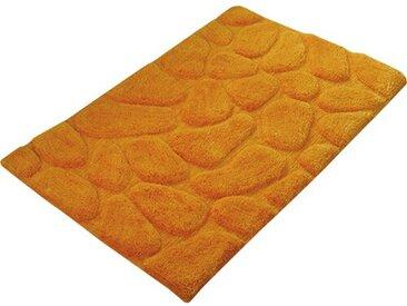 Badteppich Steine