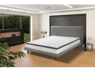 Komfortschaummatratze Botelho, 7-Zonen, 21 cm Höhe, 2 Schichten, OEKO-TEX Standard 100