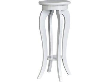Blumenständer   Verden - weiß - 30 cm - 70 cm - 30 cm - Sconto