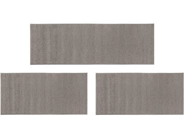 Bettumrandung - beige - Synthethische Fasern - 67 cm - 200 cm - Sconto