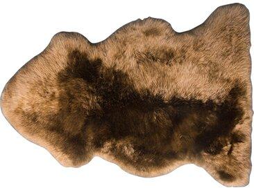 Lammfell - braun - Schaffell - 73 cm - Sconto