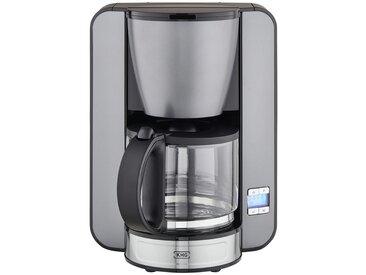 KHG Kaffeeautomat - grau - Metall, Kunststoff, Edelstahl, Glas - 26 cm - 33 cm - 19 cm - Sconto