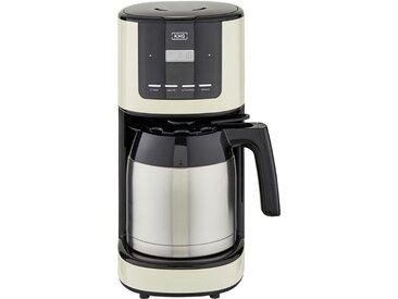 KHG Thermo-Kaffeeautomat - creme - Edelstahl, Kunststoff - 17,5 cm - 36,5 cm - 23,5 cm - Sconto