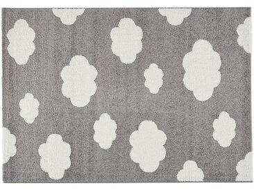 Uups Kinderteppich - grau - 100% Polypropylen, Synthethische Fasern - 120 cm - Sconto