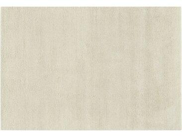Berber-Teppich - creme - Wolle - Sconto