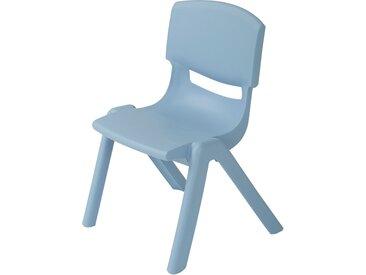Kinderstuhl - blau - Sconto
