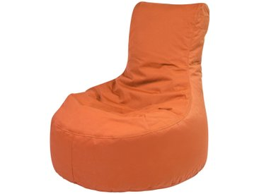 Outbag Sitzsack - orange - 85 cm - 90 cm - 85 cm - Sconto