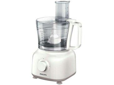 PHILIPS Küchenmaschine - weiß - Kunststoff, Metall - 34,5 cm - 27,5 cm - 25,5 cm - Sconto