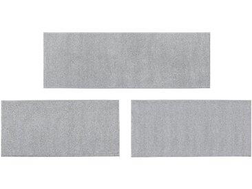 Bettumrandung - grau - Synthethische Fasern - 67 cm - 200 cm - Sconto