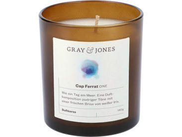 Gray & Jones Duftkerze - Wachs, Glas - Sconto