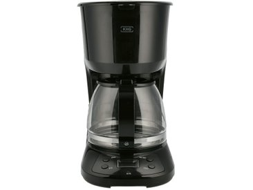 KHG Kaffeeautomat - Kunststoff, Glas - 17,7 cm - 31 cm - 28 cm - Sconto