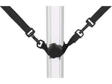Ampelschirm-Windsicherung - schwarz - Sconto